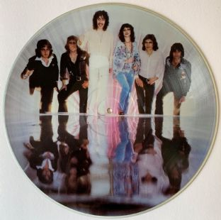 "Gordon Giltrap Band - Fear Of The Dark (12"") (Picture Disc) (G+/NM)"